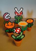 Sprite Plants by Artymesia