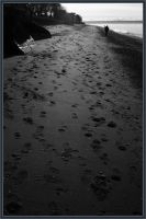 Footsteps by xerro