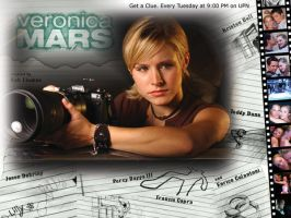Veronica Mars Wallpaper by IssamShahid