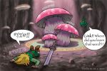 The Minish Cap by Flowerlark