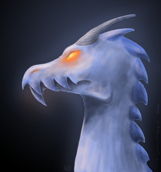 Dragon Head by Meater6