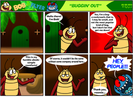 B'n'F - Buggin' Out 1 by BluebottleFlyer