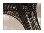 Eiffel Tower by sandor-laza