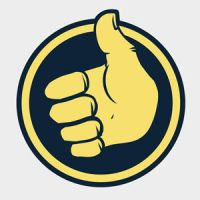 Free Vector of the Day #261: Thumb's Up Icon by cristina012