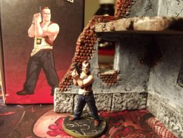 Zombicide: Not John McClane by JordanGreywolf