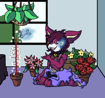 P-P--Plants by Xxcandywater-fallsxX