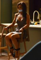 Melinda May Tied Up and Gagged by Goldy0123