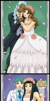 Harvest Moon Wedding Pictures by Galactic-Rainbow