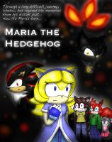 Maria the Hedgehog by Cloba94