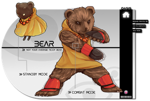 [OASIS] Guide: Bear by rahmennoodlez