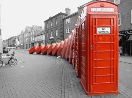 Kingston Telephones by thecheekymunky