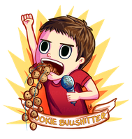 The Official Cookie Bullshitter by Oweeo