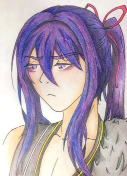 Sulking Souma by JaYgDragons