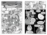 Chameleon Charm: Promo Comic Pages 1 and 2 by forte-girl7