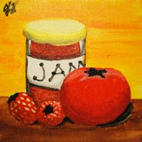Fruits and Jam by Jan-Omega