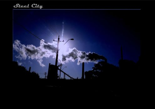 Steel City By Riviera Visual by RivieraVisual