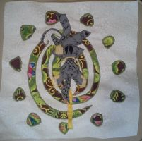 Zecora Quilt Square by PrinceOfRage