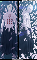 Naruto 638: Juubi Mode Obito by MarHutchy