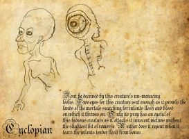 The Cyclopean by sohansurag