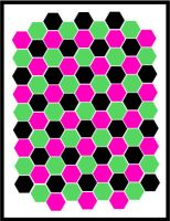 Hex Blanket Design by chaosmuse