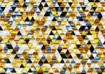 Beautiful triangular background for posters. by Love-Kay