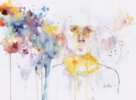 your fading tips by agnes-cecile