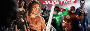 JLA Movie Wallpaper - Inspired by Alex Ross by PaulRom
