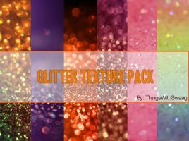 Glitters Texture Pack by ThingsWithSwaag