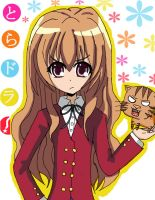 Happy TAIGA year by Haoiki