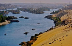 We call it Aswan by Nile-Paparazzi