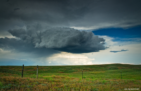Storms On The Plains by kkart
