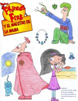 Phineas ferb MM pag 14 by firerirock