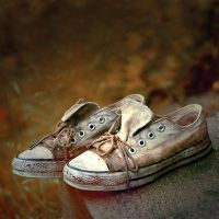 Chucks of my grandma by fogke