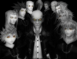 We Are Xehanort by SammyJustNobody