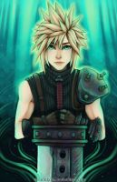 - Cloud Strife - by Cloudnixus