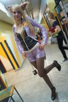 Ahri popstar - League of Legends 2 by Sephios-photography