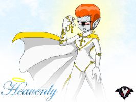 Heavenly - Who Art in Heaven by PlayboyVampire