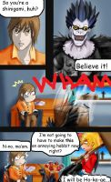 DeathNote Dubbed by Dracophile