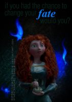 IROTBTD: Good Riddance-- Merida by supereilonwypevensie