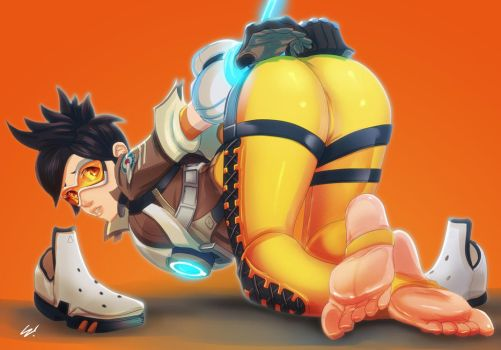 Tracer Rounds by scamwich