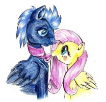 Request - Umbrathunderwing Colour by x-CrystalRose-x