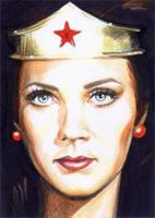 Wonder Woman - Lynda Carter, 5 by veripwolf