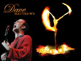 Dave Matthews Wallpaper by JediDave