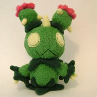 Maractus Plush by sorjei