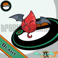 104. Blaht by bromos-pokemon