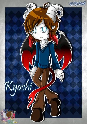 OC TGG-Kyochi by Monsethehedgehog