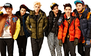 [Render] EXO-K #31 by jangkarin