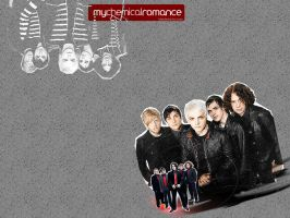 my chemical romance by Laies