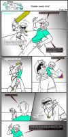 Minecraft Comic: CraftyGirls Pg 55 by TomBoy-Comics