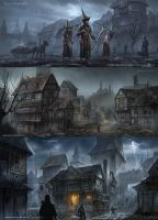 Project: Black Plague(3) by wang2dog